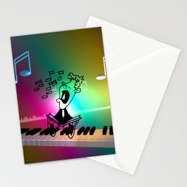 call me, please -1- Stationery Cards