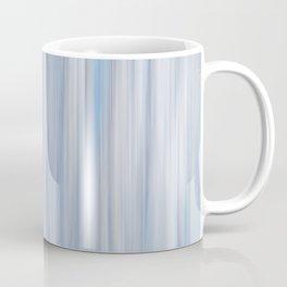 Blured strips pattern Coffee Mug