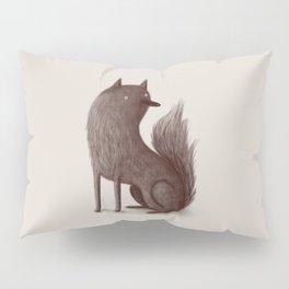 Wolfie Pillow Sham