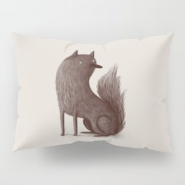 Wolfie Pillow Sham