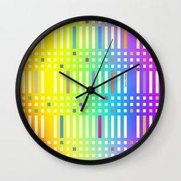 SPACES Design Wall Clock