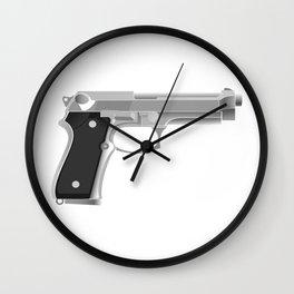 Beretta Wall Clock