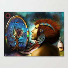 Eclectic Canvas Print
