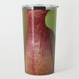 nepenthes carnivorous plant in the garden Travel Mug