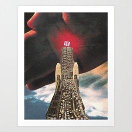 mile 0 Art Print
