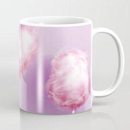 Pink Cotton Candy on Lavender  Coffee Mug