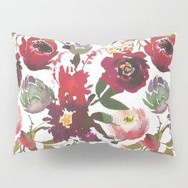 Boho Rojo Pillow Sham