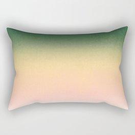 Apple , Ombre Rectangular Pillow