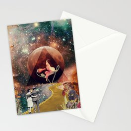 PinkFloyd Love Stationery Cards