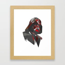 Dark Lord (variant) Framed Art Print