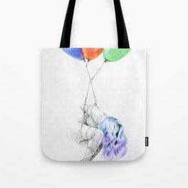 NUDEGRAFIA - 40 Suspension Tote Bag