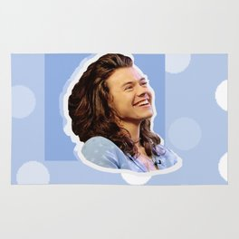 Harry Styles Polka Dot Rug