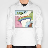 lsd Hoodies featuring LSD by My Big Fat Brand