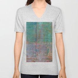 Abstract No. 369 Unisex V-Neck