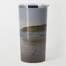 Cornwall Beach Photo 1710 Travel Mug