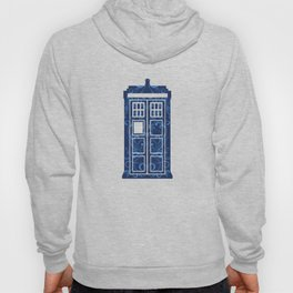 Filigree TARDIS Hoody