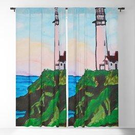 The Lighthouse Blackout Curtain