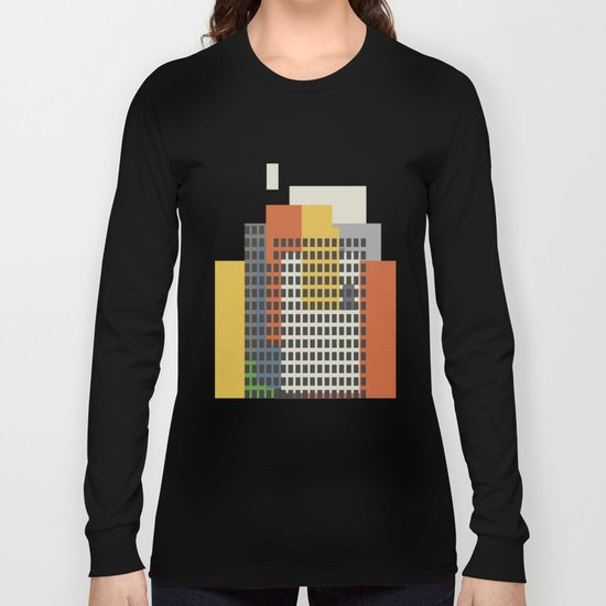 architecture and morality Long Sleeve T-shirt
