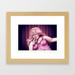 Jem Framed Art Print