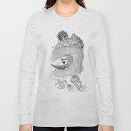 Machu Qun Tiksi Wiraqucha Long Sleeve T-shirt