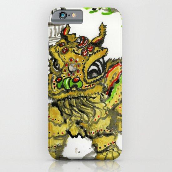 Lion Dance  iPhone & iPod Case