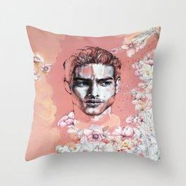 Jon Kortajarena Throw Pillow