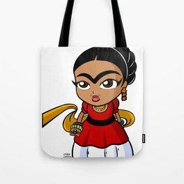 CHIBI FRIDA Tote Bag