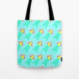 Tictoc Jellyfish Tote Bag