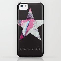 David Bowie Print. Blackstar Ziggy Stardust Print Slim Case iPhone 5c
