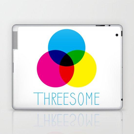 Threesome Laptop & iPad Skin