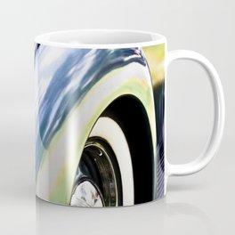Antique Car Metal Coffee Mug