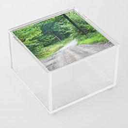 The Path That Leads Home Acrylic Box