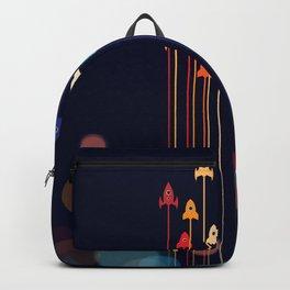 Rocket Race! Backpack