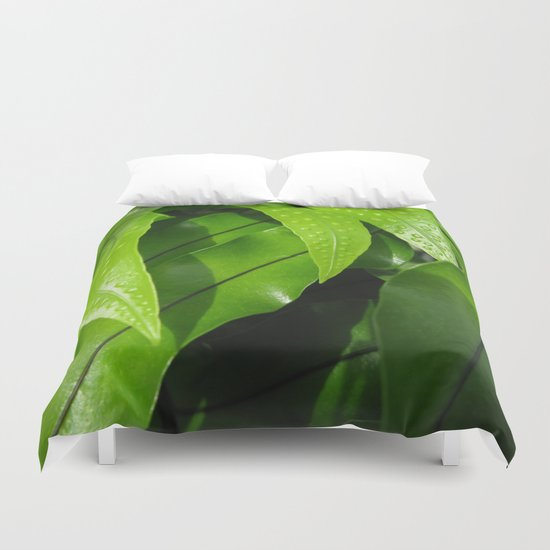 From the Conservatory #42 Duvet Cover