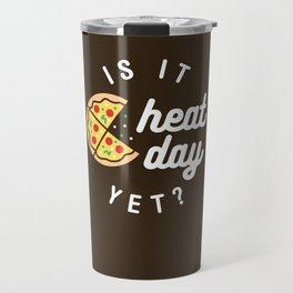 Is It Cheat Day Yet? (Pizza) Travel Mug