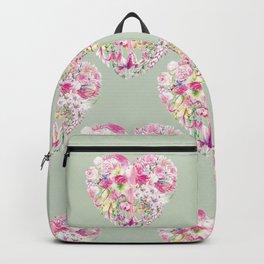 Blush Heart Backpack