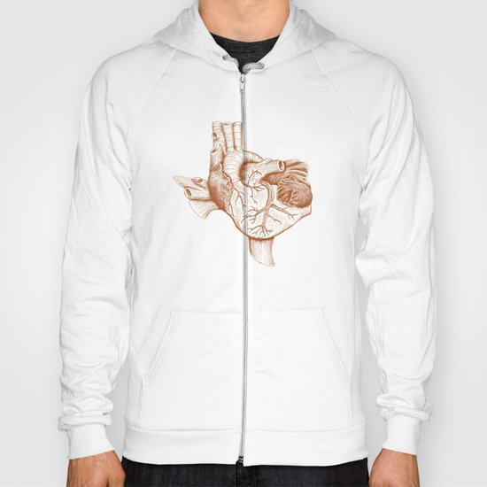 The Heart of Texas (UT) Hoody