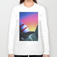 trip Long Sleeve T-shirts featuring Trip by Djuno Tomsni