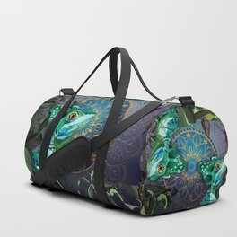 Basilisk Lizard Duffle Bag