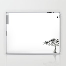 Whistling Thorn , Zen Bonsai African Tree Laptop & iPad Skin