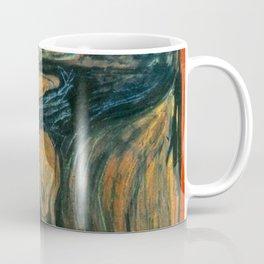 The Scream Edvard Munch Coffee Mug