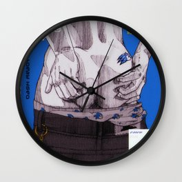 SONIC BOY II Wall Clock