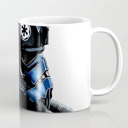 Tie pilot Empire Star Watercolor Fanart Mugs Tshirts Prints Coffee Mug