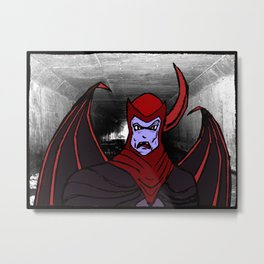 venger: master of demons Metal Print