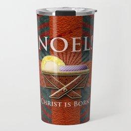 Noel! Travel Mug