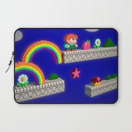 Inside Rainbow Islands Laptop Sleeve