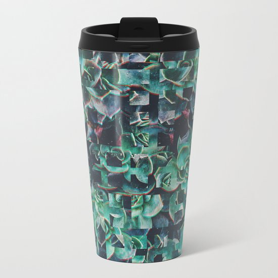 Fractions 06 Metal Travel Mug