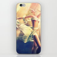celestial iPhone & iPod Skins featuring Celestial by DeeDee