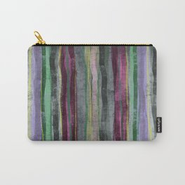 More Stripes Carry-All Pouch