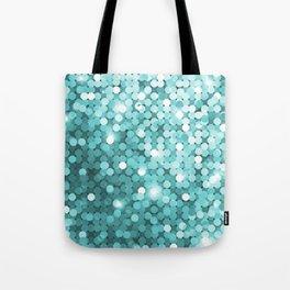 Mermaid glitter Tote Bag